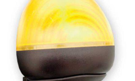 TECNOLAMP  Lampeggiatore LED per cancelli automatici