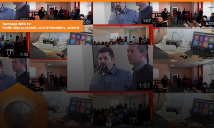 Tecnoapp WEB TV – guarda tutti i video