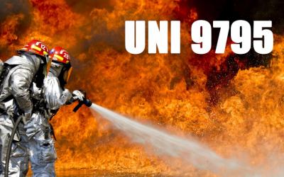 Sistemi di rivelazione incendio: la nuova UNI 9795