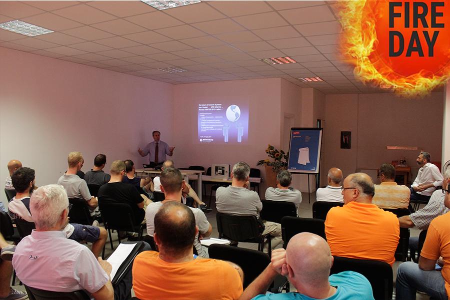 Rivivi il corso di formazione in normativa antincendio in meno di dieci minuti. Guarda il video!