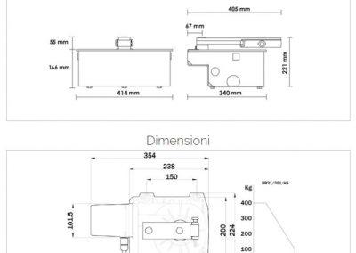 Immagine-BR21-351-HS-dimensioni