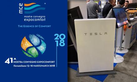 Teconapp al MCE – Mostra Convegno Expocomfort