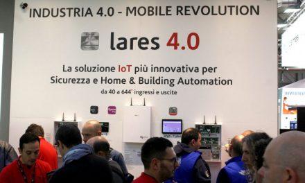 lares 4.0: la soluzione IoT più innovativa per la Sicurezza e la Home & Building Automation