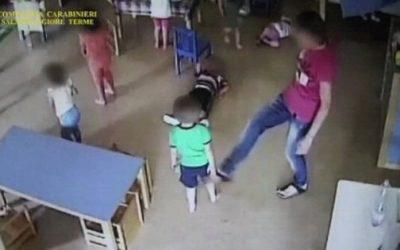 Sistemi di videosorveglianza negli asili nido e case di cura