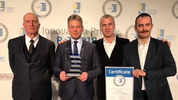Face S.p.A. Un azienda di successo premiata alla fiera di Stoccarda