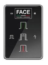 Porte automatiche scorrevoli FACE -selettore