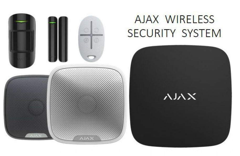 DIAS Sistema di sicurezza Ajax