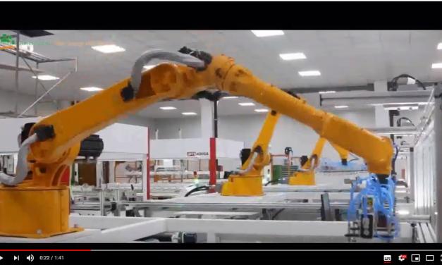 Inaugurata la nuova linea di produzione moduli AMERISOLAR