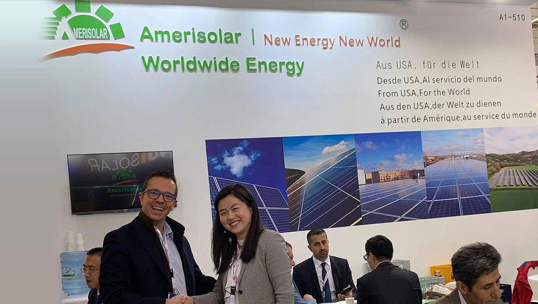 Fotovoltaico. Tecnoapp vola a Monaco per partecipare a Intersolar