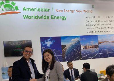 Tecnoapp importatore italiano moduli fotovoltaici amerisolar