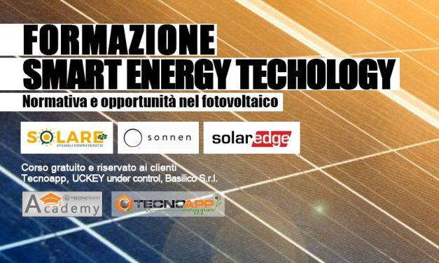 Corso Formazione Fotovoltaico – 20 settembre 2019