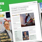 Editoriale Solere B2B dedicato a Tecnoapp