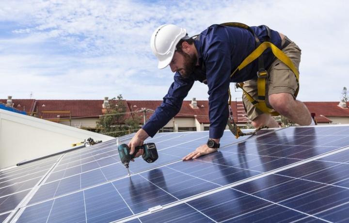 Incentivi per il fotovoltaico con nuova Sabatini