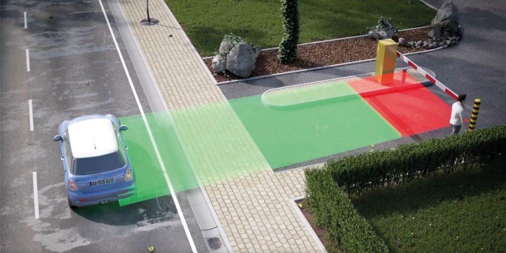 Filtro pedoni & traffico parallelo