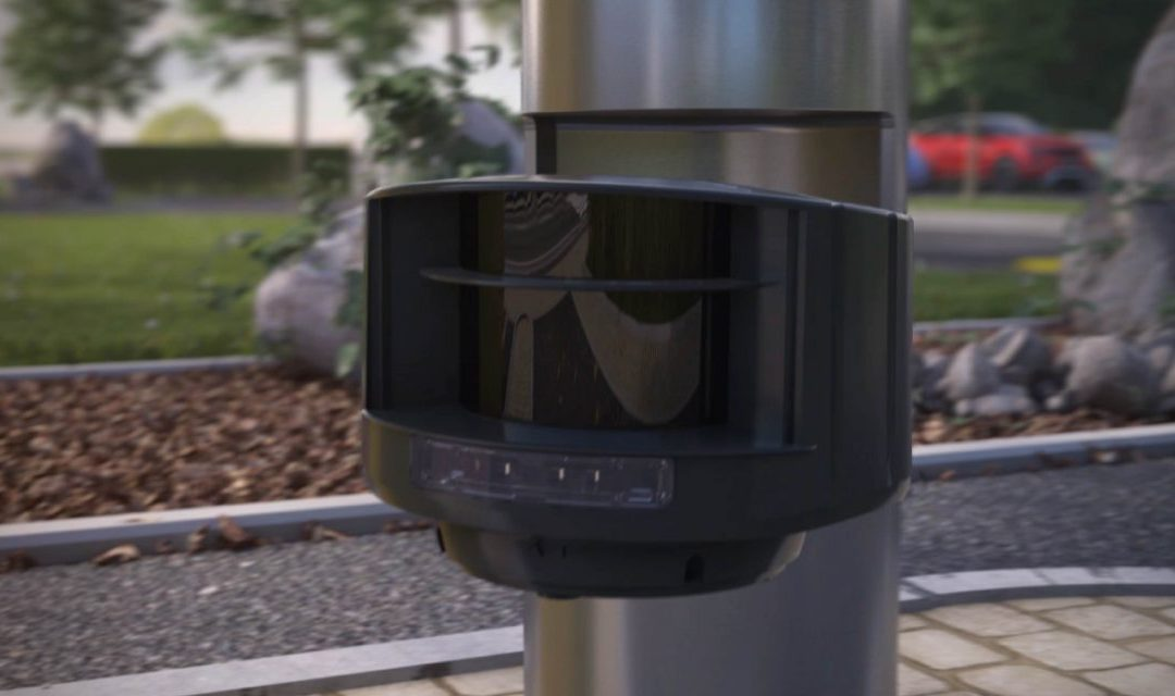 Vuoi un alternativa alle spire magnetiche? Guarda il video tutorial del sensore LZR-H100