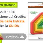 Guida Superbonus 110% – Rilasciata a Superbonus 110% edita dall'Agenzia delle entrate